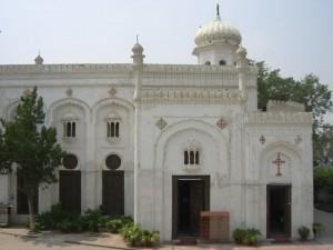 All Saints Churcn, Peshawar (from Church of Peshawar)