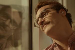 Joaquin Phoenix in 'Her'.