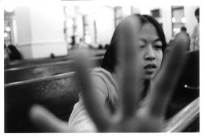 church hand