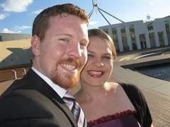 Nick and Sarah Jensen