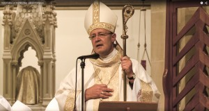 Catholic Archbishop Julian Porteous of Hobart is facing legal action.
