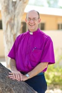 Greg Anderson, Bishop of Northern Territory