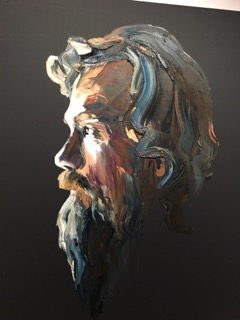 "Anh Do's ""Christ"", for the Mandorla Art Award"