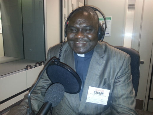 Rev. Nicolas Guerekoyame-Gbangou escaped an assasination attempt apparently triggered by the death of a young Muslim motorbike taxi driver in September 2015 in the Central African Republic.