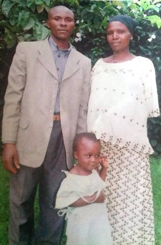 Pastor Kanyamanda Jean Kambale, his wife Odette and two of their children were butchered to death in October 2014 in the Democratic Republic of Congo.