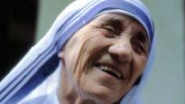 Mother Teresa, December 1985