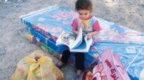 Iraqi Christian girl