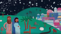 A new video from Bible Society UK retells the Christmas story