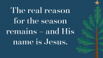 The leaders of Aussie churches send their Christmas greetings to all Australians