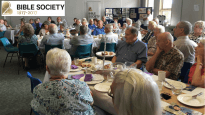 Bible Society supporters celebrate 162 years of Bible Society QLD