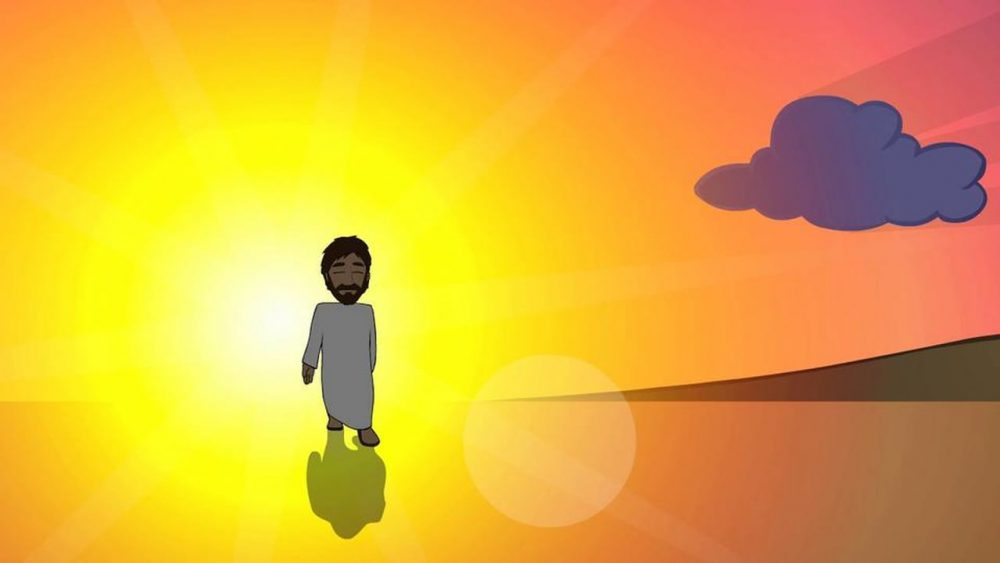 Bible Society's Easter Animation