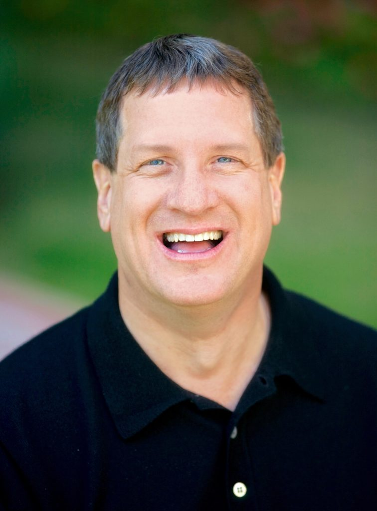 Lee Strobel, author of bestselling book The Case for Christ