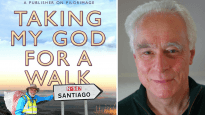 Publisher Tony Collins went looking for spiritual refreshment, and found it