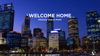 Hillsong is launching a new church in Perth, Australia