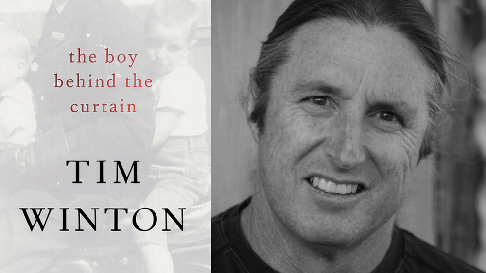 Tim Winton opens up about his family's coming to Christ