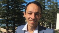 Jonathan Boulet at the UBS Roundtable Exchange in Manly this week.