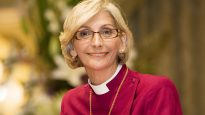 Archbishop-elect Kay Goldsworthy