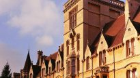 Oxford University's Balliol College made the headlines this week