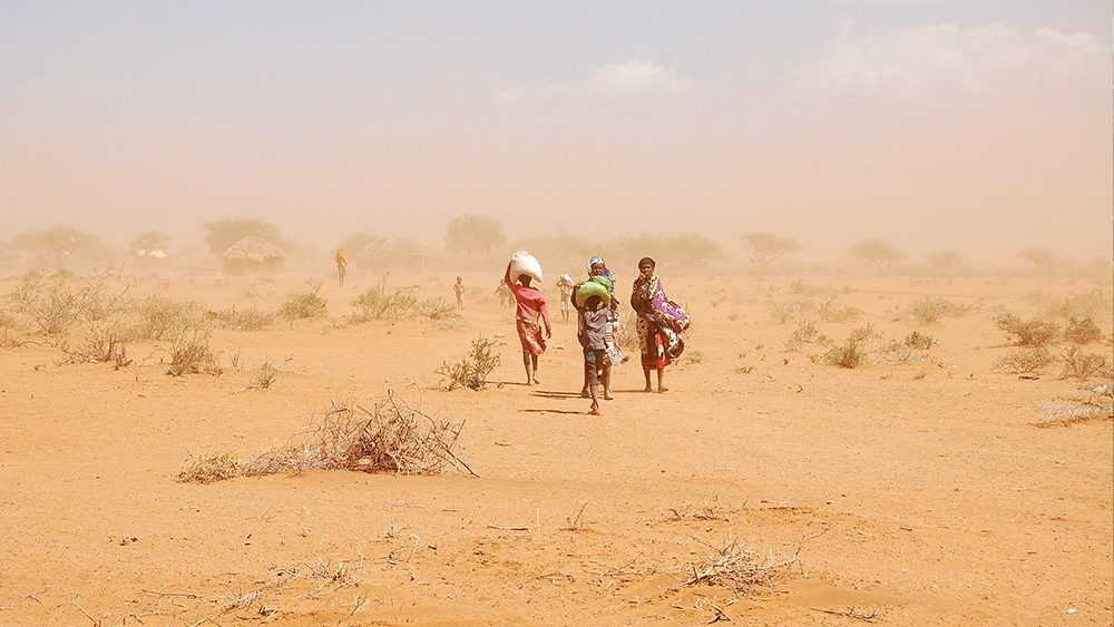 Across East Africa, drought and famine have brought Christian families to the brink of starvation