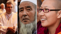 84 per cent of Aussies say they are 'completely comfortable around people of other religions
