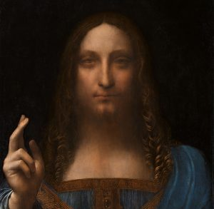 Jesus Leonardo Da Vinci