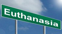 Euthanasia sign