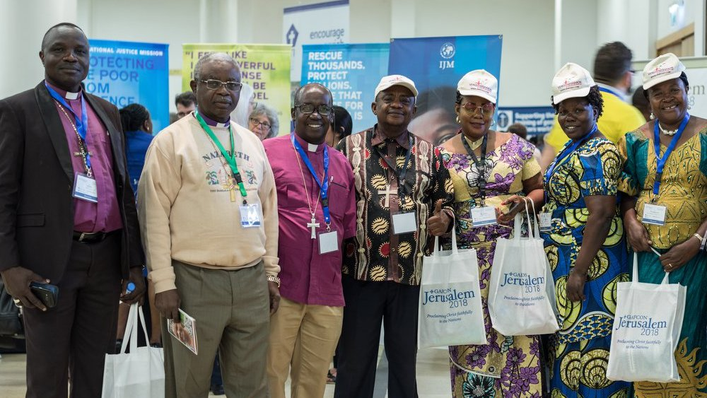 Gafcon 2018, day one