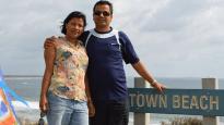 Rudra and Sara Nepal