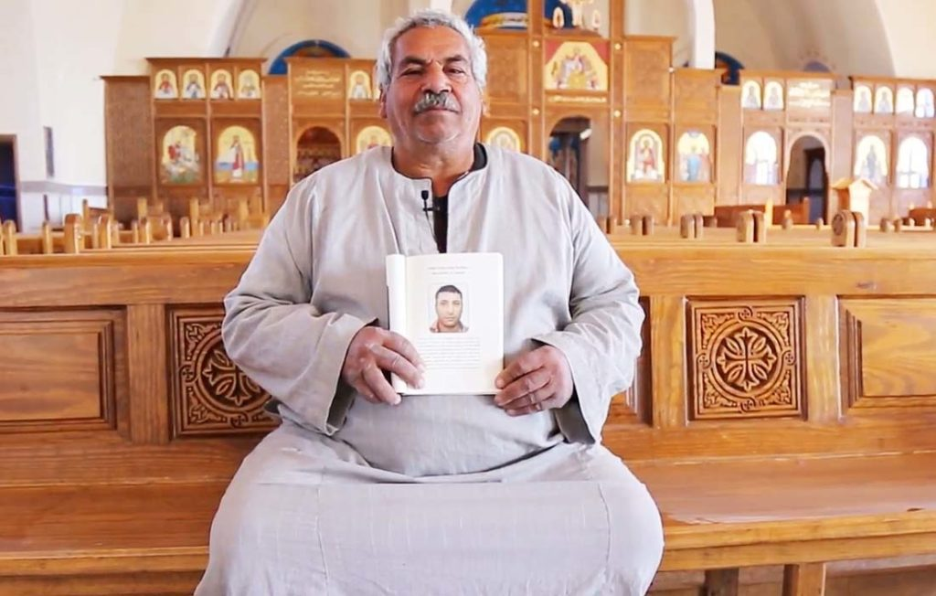 Malak is proud of his son who was martyred four years ago.