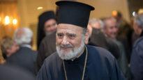 Archbishop Stylianos Harkianakis, Greek Orthodox Church