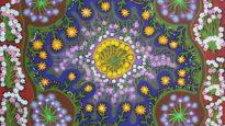 Tjulpun Tjulpunpa (desert wildflowers) by Imiyari Adamson - Our Mob, God's Story