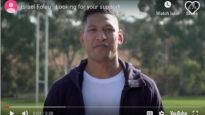 Israel Folau's GoFundMe campaign