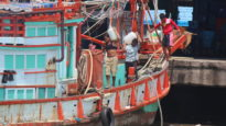 Bangkok fishing trawler