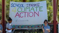 School strike_4 climate action Lismore Nov 2018. Image: Andrya Hart.