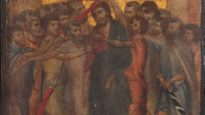 'Christ Mocked' by Cimabue