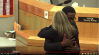 Bertrum Jean tells Amber Guyger that he forgives her, doesn't want her to go to jail, and urges her to turn to Christ.