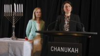 NSW Premier Gladys Berejiklian welcomes interfaith guests to pre-Chanukkah