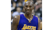 Kobe Bryant of Los Angeles Lakers, 2015. Image: Keith Allison from Hanover, MD, USA.