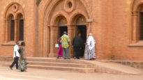 Burkina Faso church