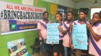 Nigerian girls kindapped Boko Haram