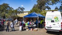 Anglicare Mobile Community Pantry