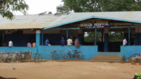 A Tanzania hospital