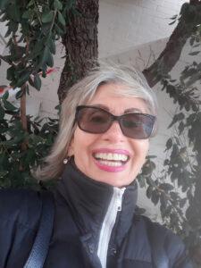 Greta Archbold, out of quarantine in Perth