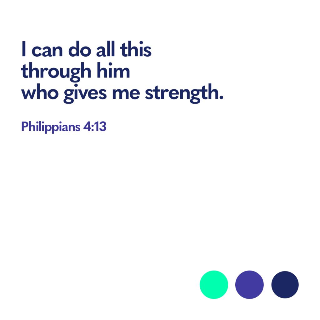 Bible verse Philippians 4 12
