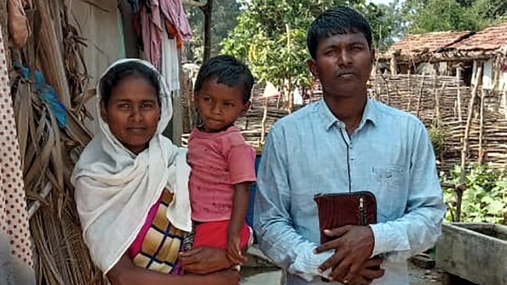 Pastor Munshi Devu Tado