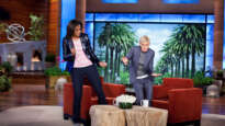 Michelle Obama and Ellen DeGeneres dance on the set of 'Ellen'