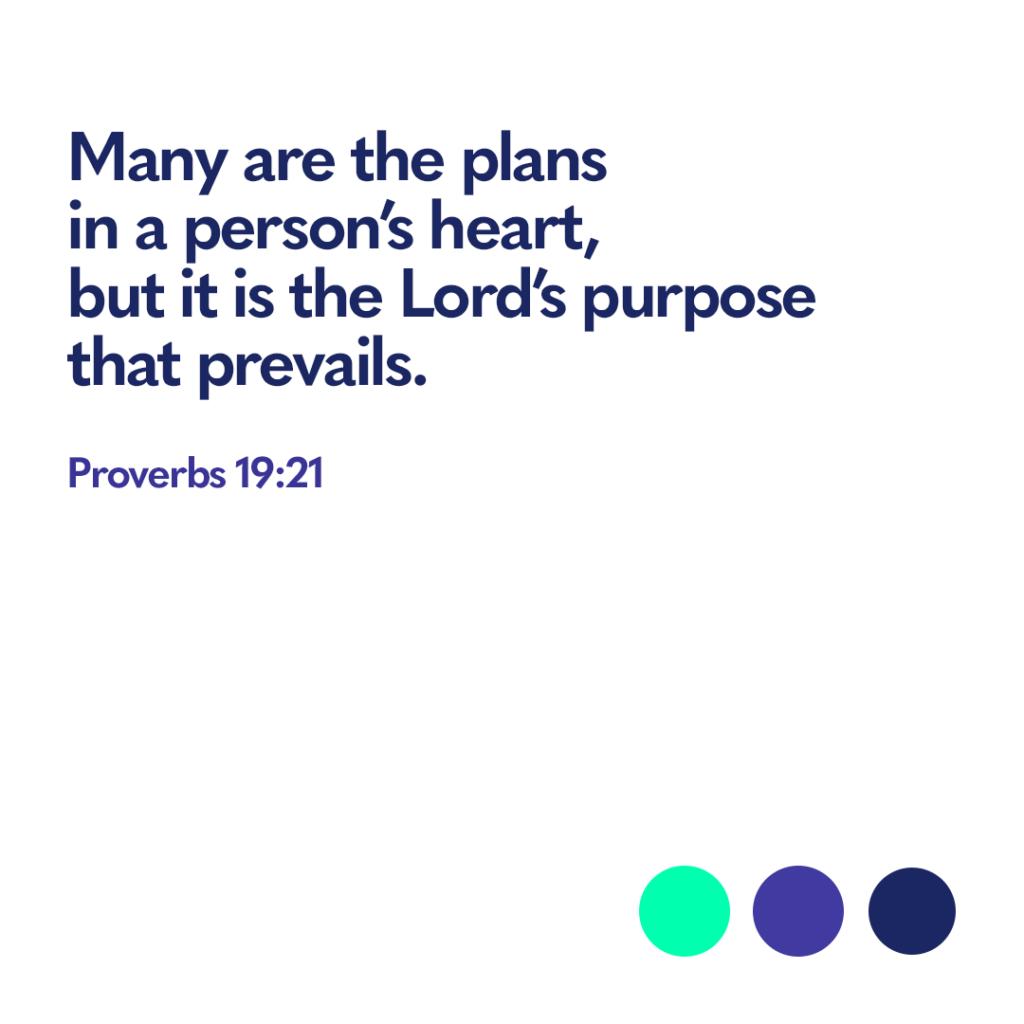 Bible verse Proverbs 19 21