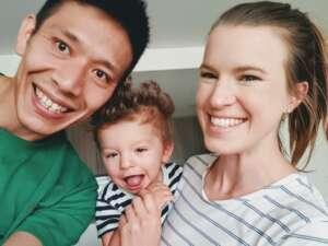 Joshua, Josiah and Igraine Lim