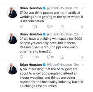 Houston tweets