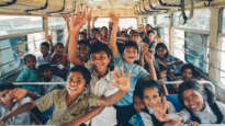 Vision Rescue began as an education program providing food and learning for children via a school bus classroom that was driven into Mumbai's slums.